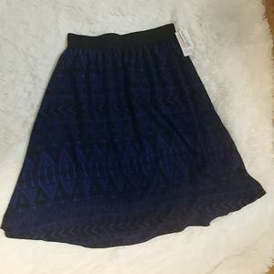 NWT LuLaRoe Lola Skirt M 10-12
